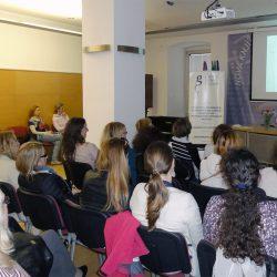 Predavanje o poslovnoj komunikaciji u sklopu manifestacije Ženska večer uz dobru knjigu